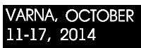 Варна, 11-17 октомври 2014